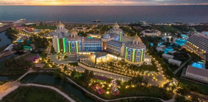 delphin be grand resort ulasim antalya lara transfer