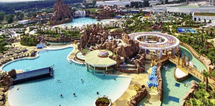 Antalya Belek te The Land of Legends Tema Park Transfer