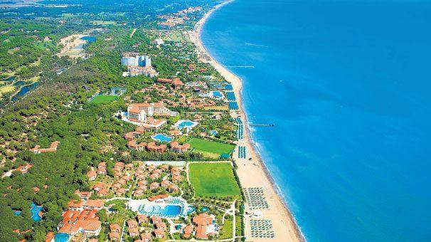 Antalya Havalimanı Kaya Belek Arası Kaç Km